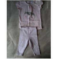 Conjunto fofo e charmoso - 6 meses - Child of Mine