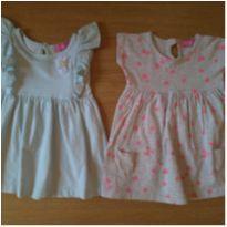 Kit vestidos - 3 a 6 meses - Boulevard Baby