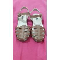 Sandália marrom - 24 - Fuffy