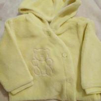 Macacão ursinha - 0 a 3 meses - Baby Club