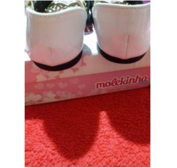Molekinha preta e branca - 25 - Molekinha