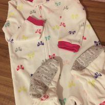 Macacão pijama 2t Carter's - 2 anos - Carter`s