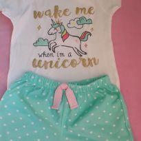 Pijama Carter`s 3 peças - 4 anos - Carter`s