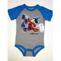Body Mickey Baby Disney - 18 a 24 meses - Disney e Disney baby