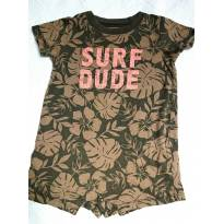 Romper Surf Carters - 12 a 18 meses - Carter`s