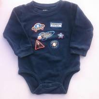 Body Carters Space - 12 a 18 meses - Carter`s