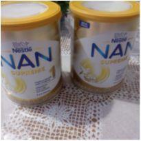 Leite Nan Supreme 1 0-6 m lacrado -  - Nestlé