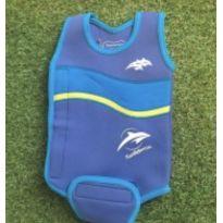 Roupa de mergulho - 9 a 12 meses - Babywarma