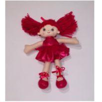 Boneca de pano bailarina -  - Buba