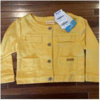 jaqueta amarela da green nova - 24 a 36 meses - Green