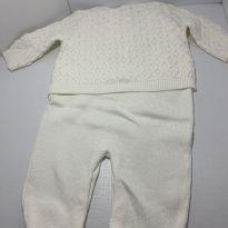 Saída de maternidade branca - Recém Nascido - Tippo