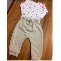 Conjunto Anjos chic - 3 a 6 meses - Anjos baby