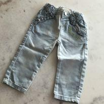 Calça Jeans - 9 a 12 meses - Lilica Ripilica