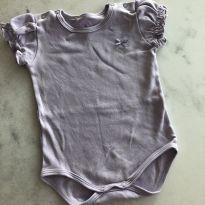 Body lilás - 9 meses - Noruega Baby