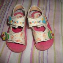 Sandália de verão do Patati Patatá - 19 - Grendene