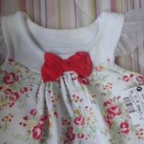 Bory florido novinhooo!!! - 12 a 18 meses - Teddy Boom