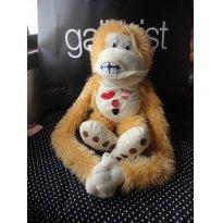 Macaco pelucia -  - Sem marca