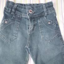 calça jeans - 3 anos - Angel Baby