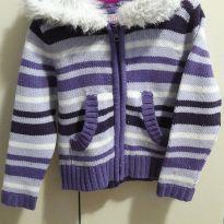 Casaco de lã - 4 anos - Sem marca