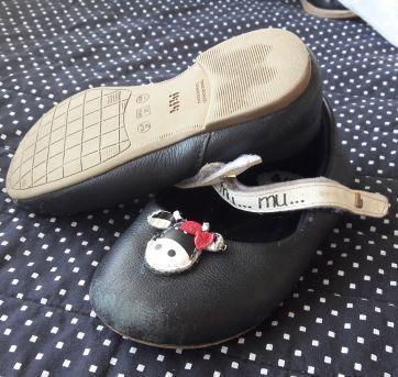 Sapato vaquinha - 26 - Bibi