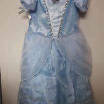 Vestido Frozen - 3 anos - Disney