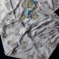 Pijama ursinha - 3 anos - Sem marca