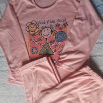 Pijama - 4 anos - Sem marca