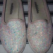 Sapato Brilho - 26 - Molekinha
