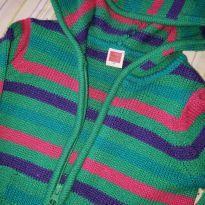 Casaco de lã - 6 anos - Farrapinhos