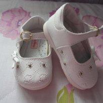 Sapato batizado - 17 - Sonho de Criança