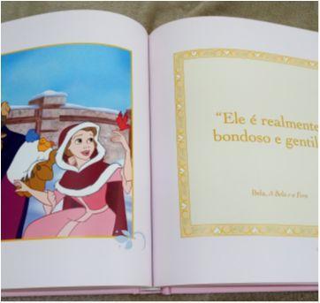 Magia das Princesas - Palavras do Coração - Sem faixa etaria - Bicho Esperto