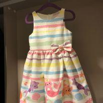 Vestido Mon Sucre Gatinhas Sereias - 2 anos - Mon Sucré