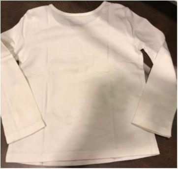 Camiseta manga longa Paris Gap - 2 anos - GAP e Baby Gap