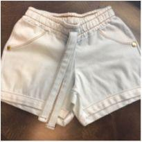 Shorts Quimby Jeans claro - 2 anos - Quimby