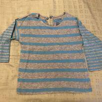 Camiseta manga longa babyGAP tam2 - 2 anos - Baby Gap