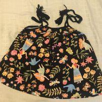 Vestido Fábula tamG - 12 a 18 meses - Fábula