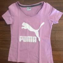Camiseta Puma rosa 4T - 4 anos - Puma