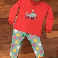 Pijama Baby GAP TAM4 - 4 anos - Baby Gap