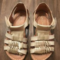 Sandália dourada tip toey Joey TAM25 - 25 - Tip Toey Joey