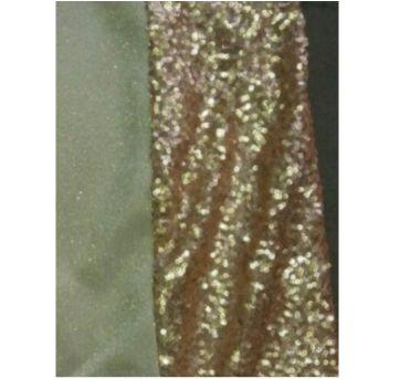 Saia dourada - PP - 36 - Dopping