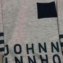 Blusa em Neoprene  Johnny Fox tam 12 - 12 anos - Johnny Fox