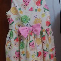 Vestido Mon Sucré tam 4 - 4 anos - Mon Sucré