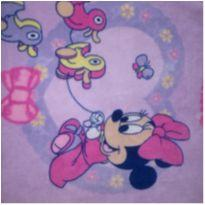 Cobertor Disney Baby da Minnie -  - jolitex