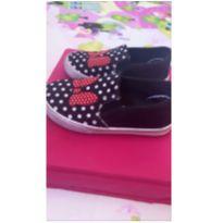 Sapato Minnie tamanho 24BR - 24 - Minnie