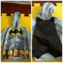 Capa de chuva do Batman - 2 anos - Não informada
