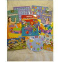 kit educativo pré-escola - 5 anos -  - Ciranda Cultural