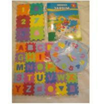 kit educativo - pedagógico para crianças de 4 anos -  - Ciranda Cultural
