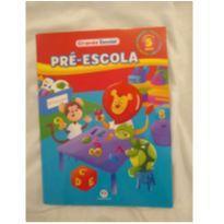 Livro de atividades pré-escola -  - Ciranda Cultural