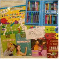 kit pedagógico divertido -  - Ciranda Cultural