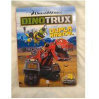 livro quebra-cabeça Dinotrux -  - Ciranda Cultural